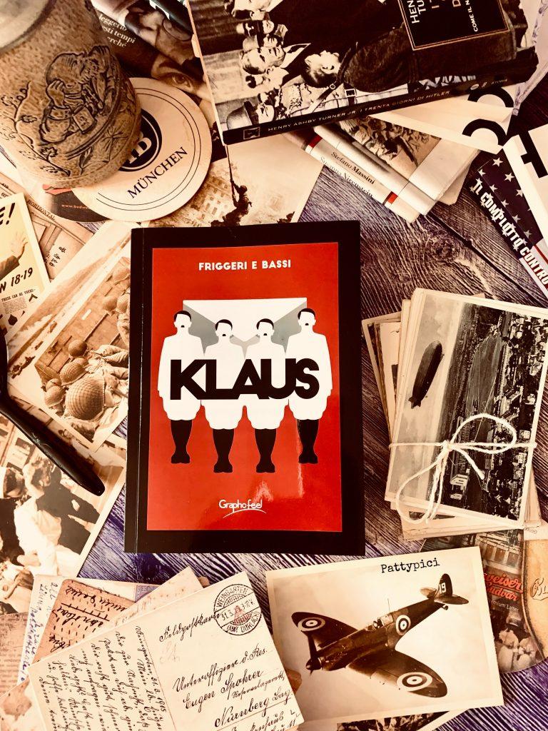 Klaus di Bassi e Friggeri